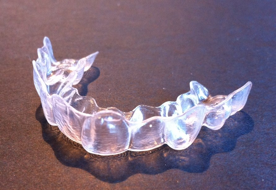 Ortodoncia invisible como solución